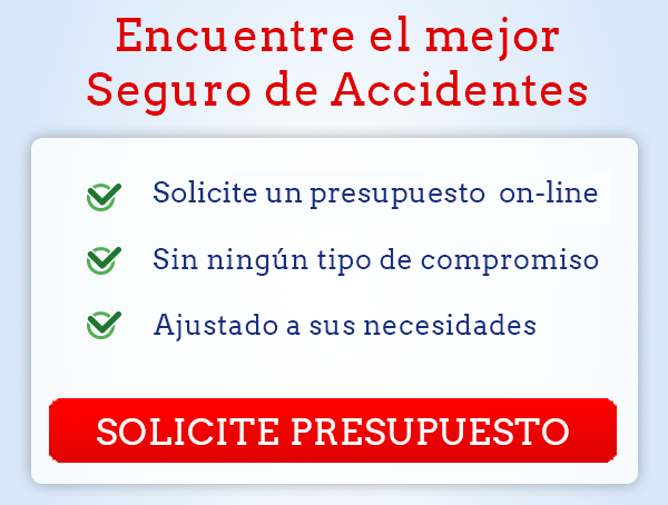 Comparador Seguro Accidentes