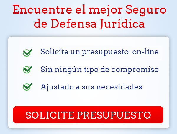 Comparador Seguro Defensa jurídica